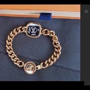 LOUIS VUITTON ID Bracelet Brand New